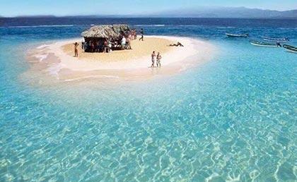 Paradise Island Or Cayo Arena Puerto Plata Dominican
