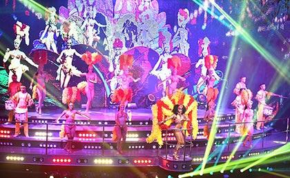 Coco Bongo Show & Disco - Downtown Punta Cana