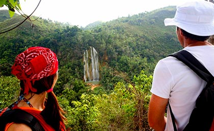 Tours from Samana Limon Waterfall