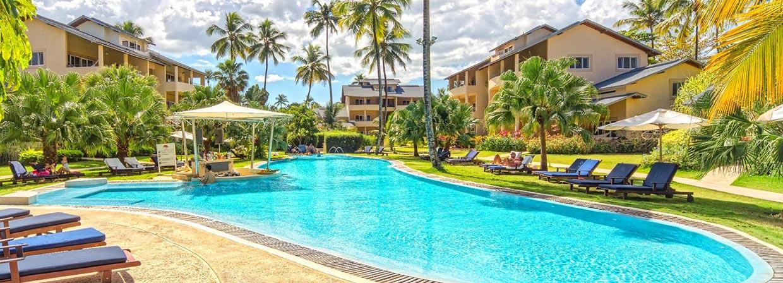 Alisei Beachfront Hotel Spa Apartamentos Samana