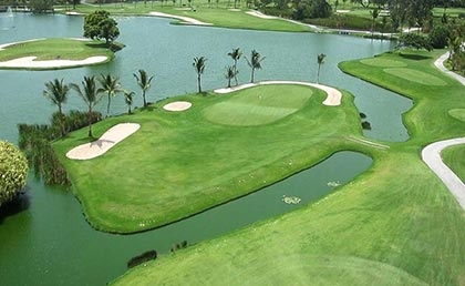 Barcelo Bavaro Palace golf