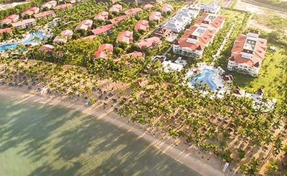 Luxury Bahia Principe Bouganville beach