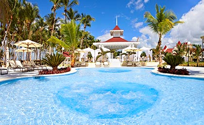 Luxury Bahia Principe Bouganville pool