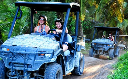 Caribbean Sea and Buggy 4x4 Adventure - Punta Cana