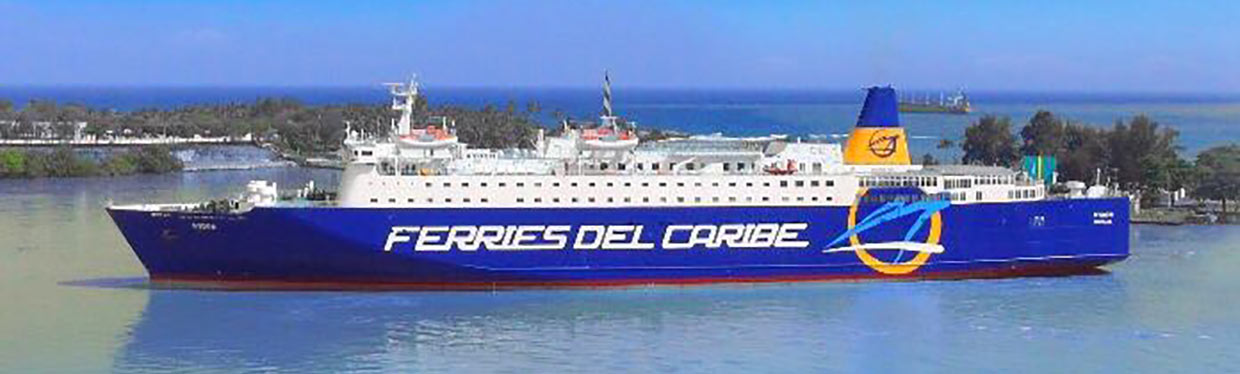 Ferries Santo Domingo Rep Dom Mayaguez Puerto Rico