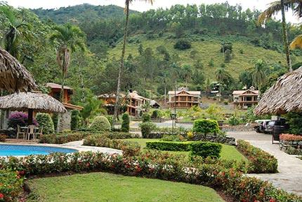 Jarabacoa the endless spring city dominican republic for Villas en jarabacoa