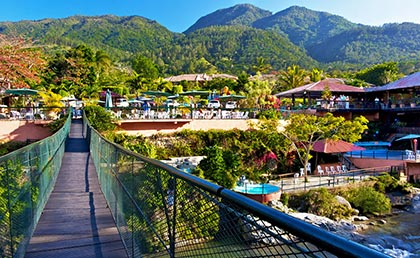 Hotels And Cabins In Jarabacoa And Constanza Dominican