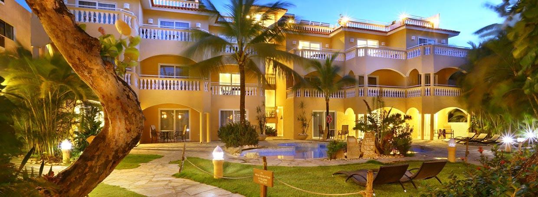 Villa Taina Hotel, Cabarete Puerto Plata |Republica Dominicana