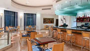 Hilton Santo Domingo bar