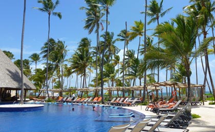 Barcelo Bavaro Beach pool