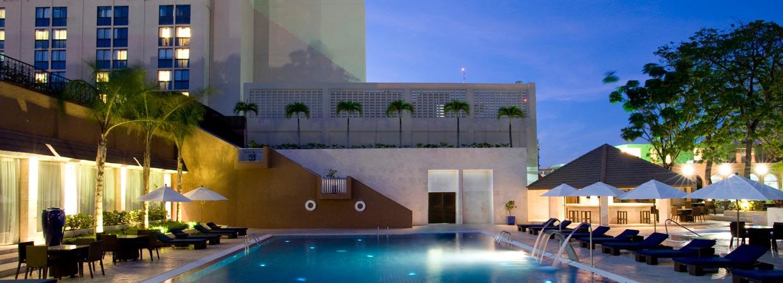Barcelo Santo Domingo Hotel