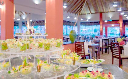 Caribe Club Princess Beach Resort restaurant