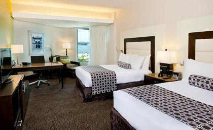 Crowne Plaza Santo Domingo rooms