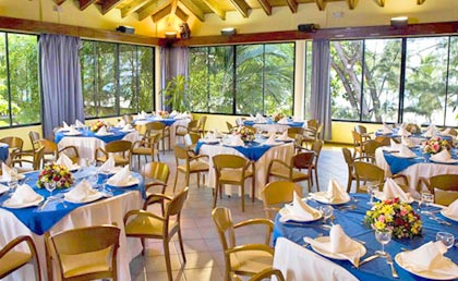 BelleVue Dominican Bay Beach Resort dining