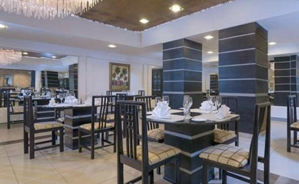 Radisson Hotel Santo Domingo dining