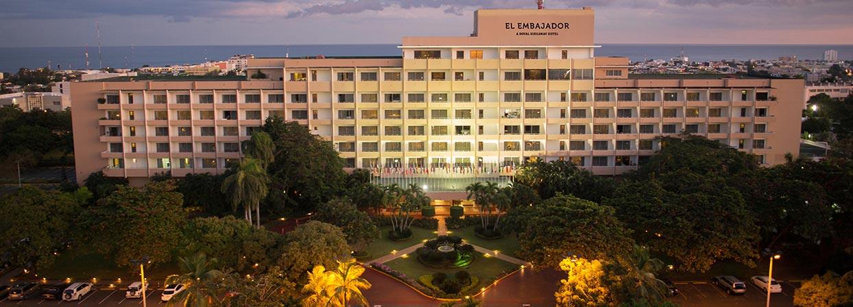 Hotel El Embajador Santo Domingo