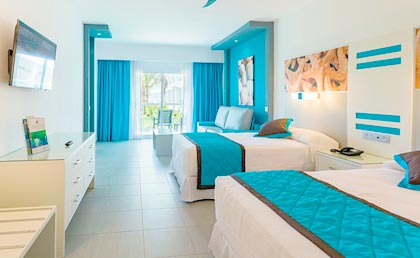 Riu Republica Punta Cana room