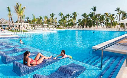Riu Republica Punta Cana beach