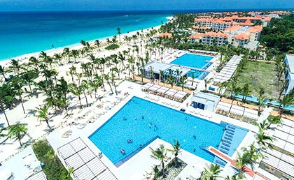 Riu Republica Punta Cana pool