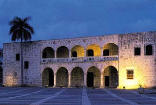 Santo Domingo Alcazar of Columbus