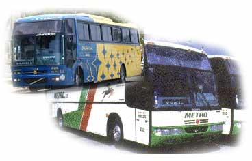 Transfer Shuttle Colonial Tours