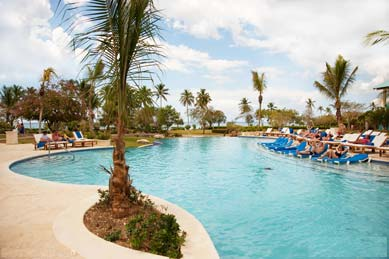 Dreams La Romana Pool