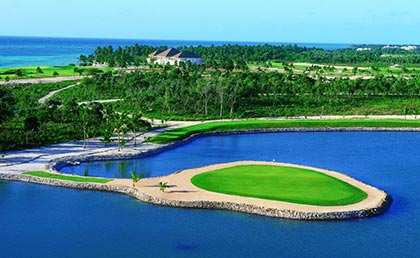 Golf and marinas dominican Republic