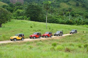 Jeep Safari Punta Cana