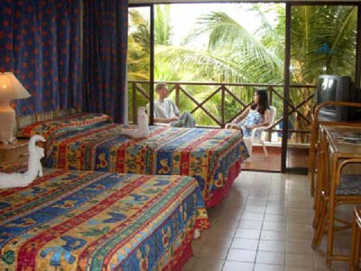 Luperon Beach Resort - room