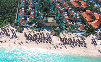 Majestic Mirage Punta Cana beach