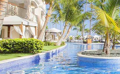 Majestic Mirage Punta Cana swimming pool