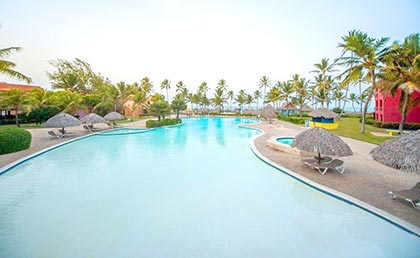 Caribe Club Princess Beach piscina